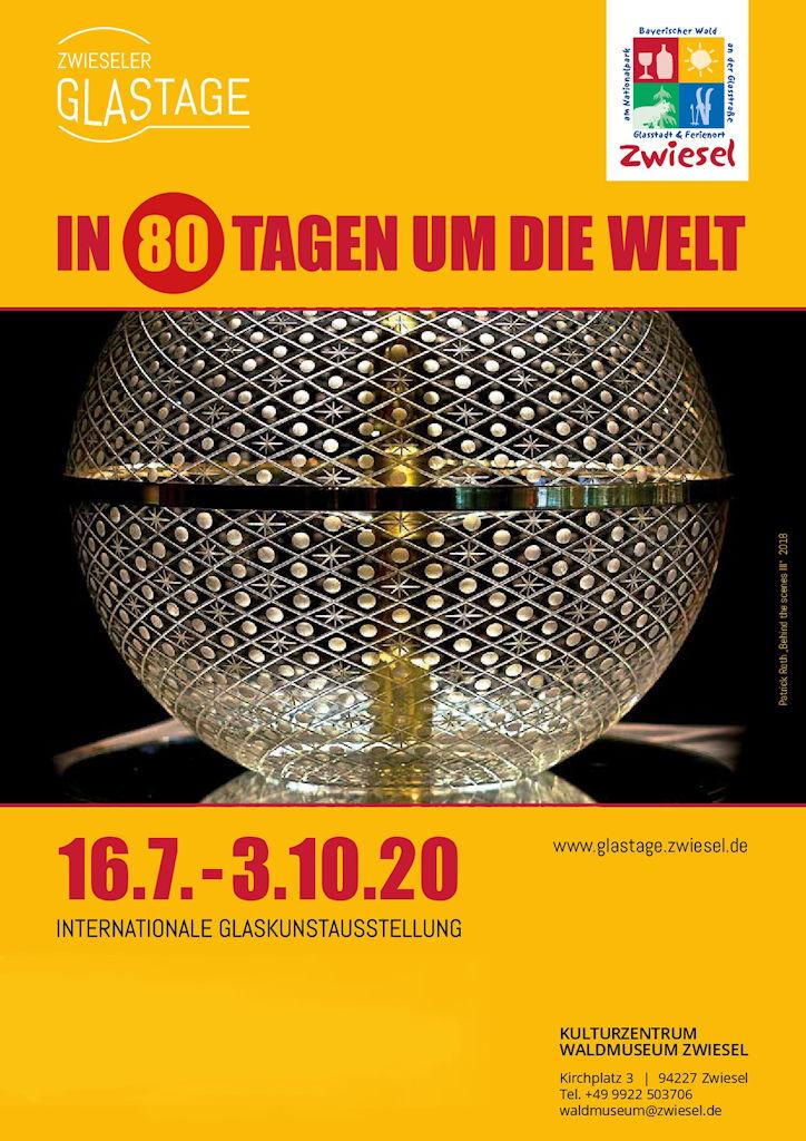 IN 80 TAGEN UM DIE WELT Ausstellung News