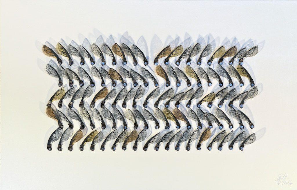 Wortsamen Freie Arbeit Glasbilder Glasmalerei Glasobjekte Reliefs